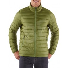 Outdoor Warm And Comfy 100% Nylon Down Jacket Oem For men