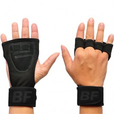 New Grip Full Palm Protection Weight Lifting Gloves for Pull Ups Cross Training