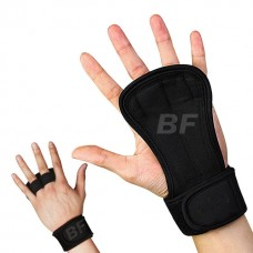 Good quality Weightlifting Gloves with Wrist Wrap Support for men exercise