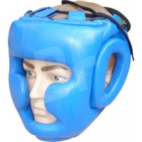 Leather MMA Head Guard