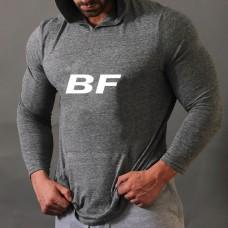 wholesale athletics gym pullover hoodies men
