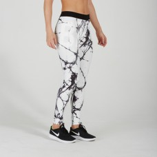 New style OEM women yoga pants/gym tights/fitness wear/compression Marble legging.