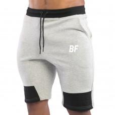 Fashion gym athletic shorts fitness shorts wholesale custom black mens