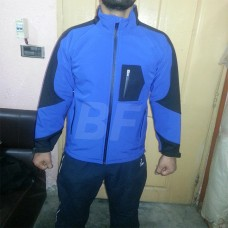 Custom design soft shell waterproof /windproof jacket