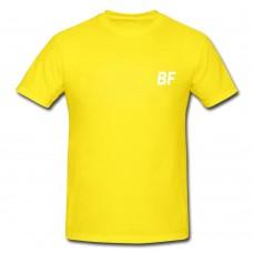 Crew neck short sleeve shirt