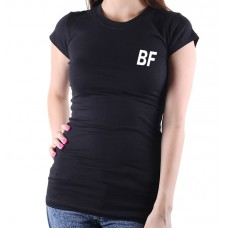 Black Women Short Sleeve T shirt