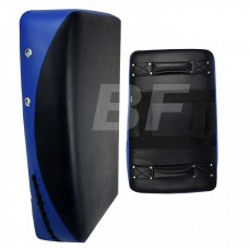 Blue/Black Leather Muay Thai Pads